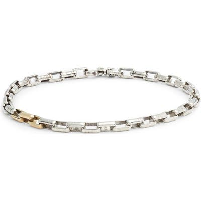 Title Of Work Chain Link Bracelet
