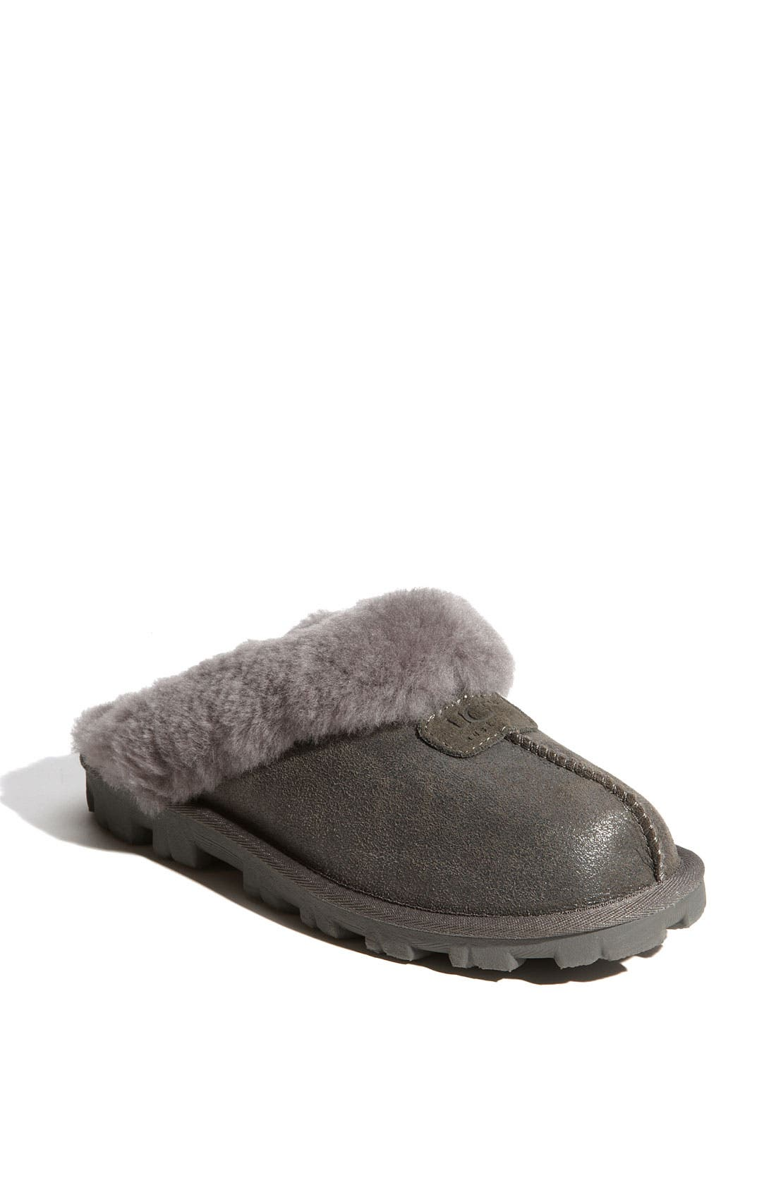 ,                             Genuine Shearling Slipper,                             Main thumbnail 104, color,                             036
