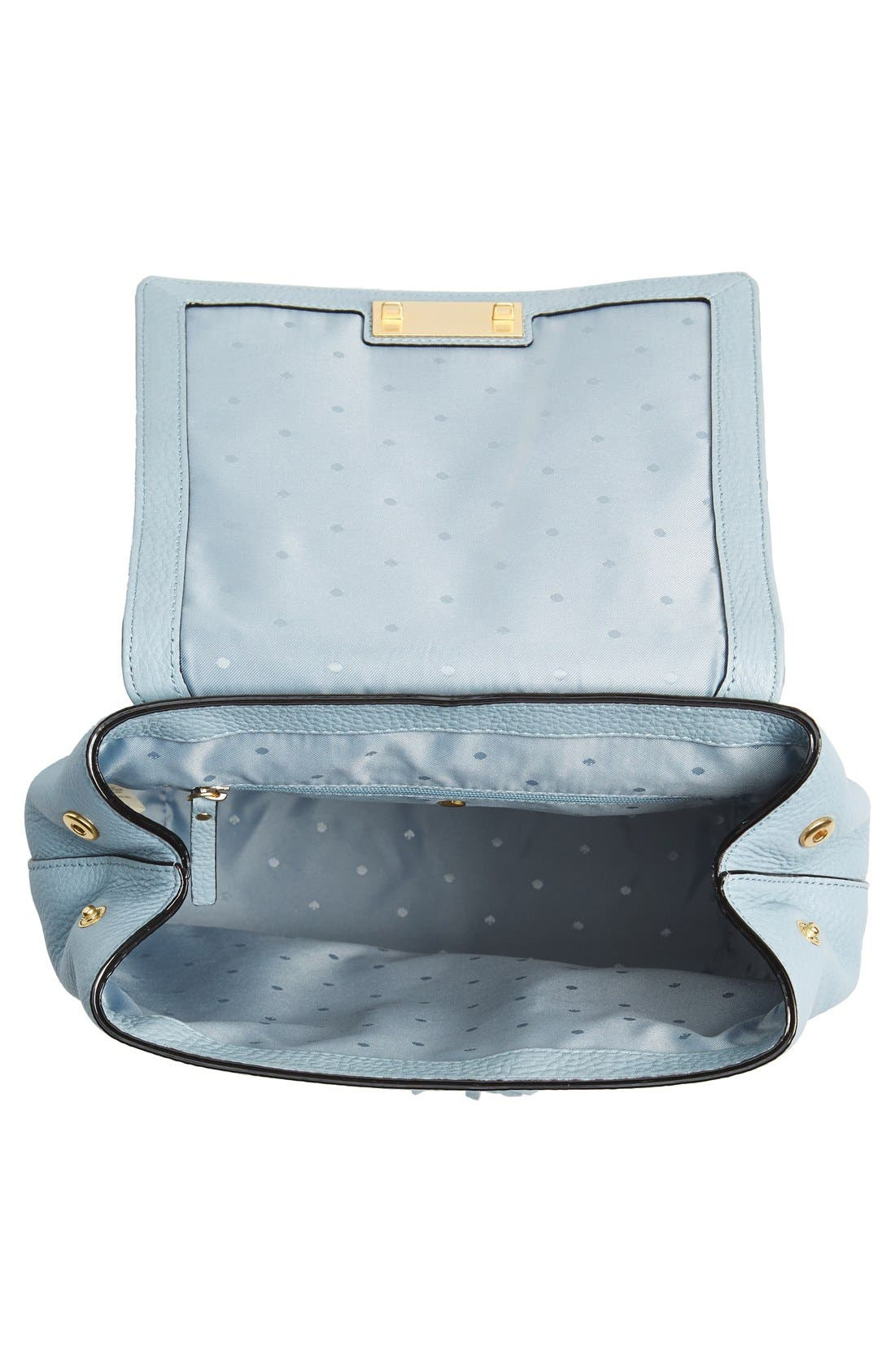 ,                             'james street - teba' leather backpack,                             Alternate thumbnail 10, color,                             433