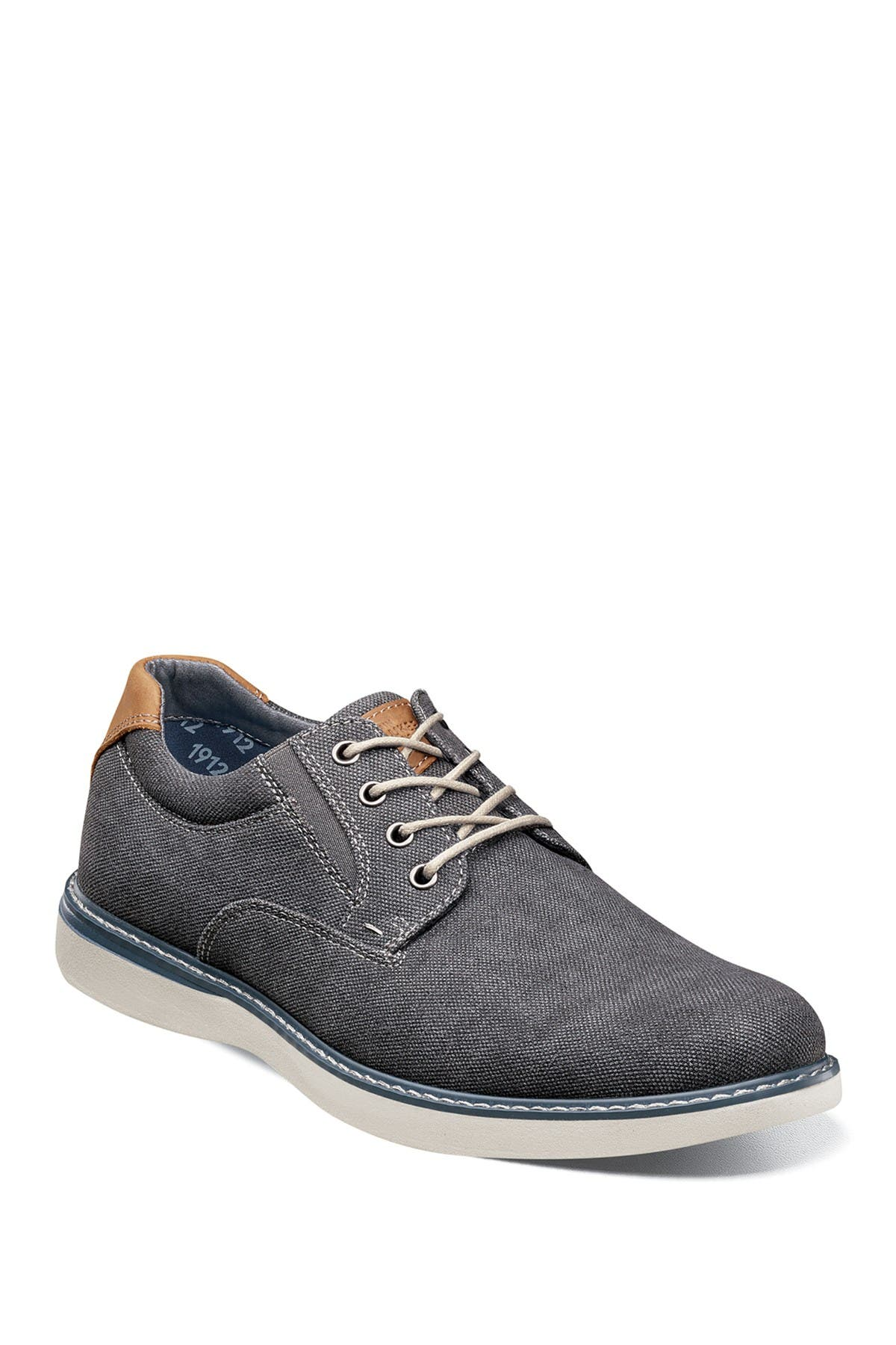 Image of NUNN BUSH Bayridge Canvas Oxford Sneaker - Wide Width Available