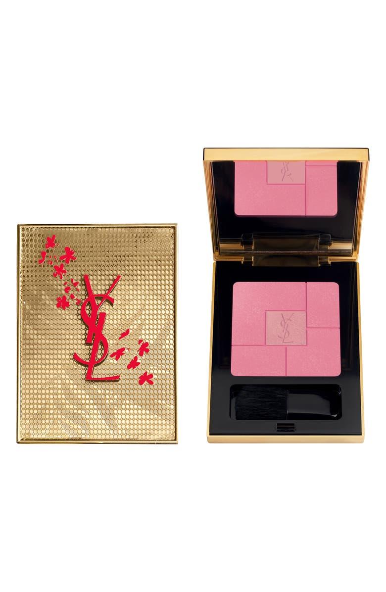 YVES SAINT LAURENT Chinese New Year Hope & Joy Blush Volupté Palette, Main, color, 000