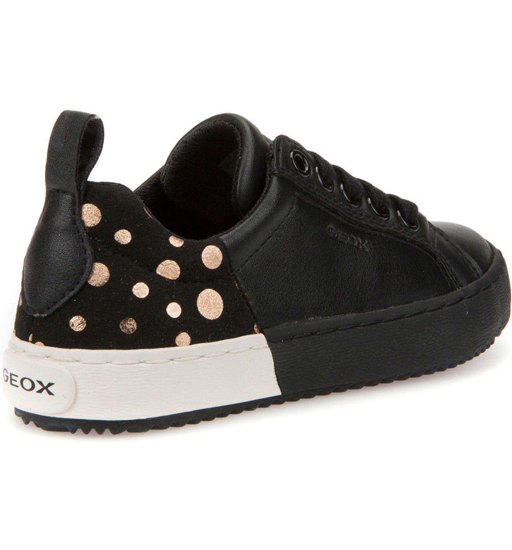 Kalispera Girl Dotted Low Top Sneaker
