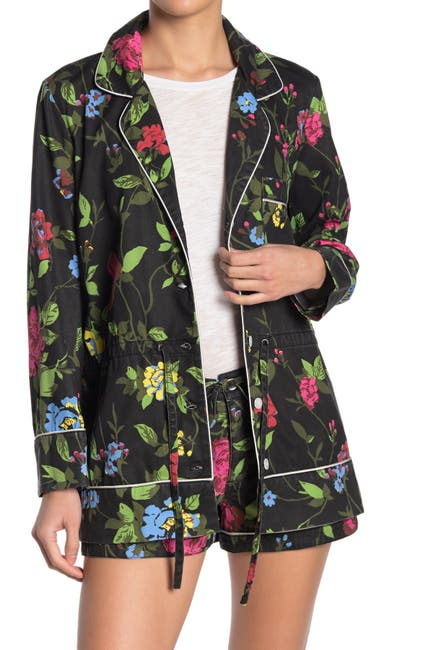 Image of PAM AND GELA Pajama Shirt