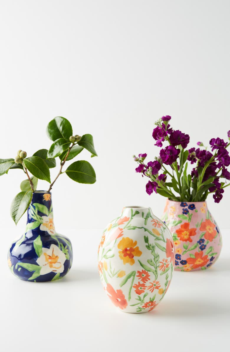 ANTHROPOLOGIE Leah Goren Vase, Main, color, 100