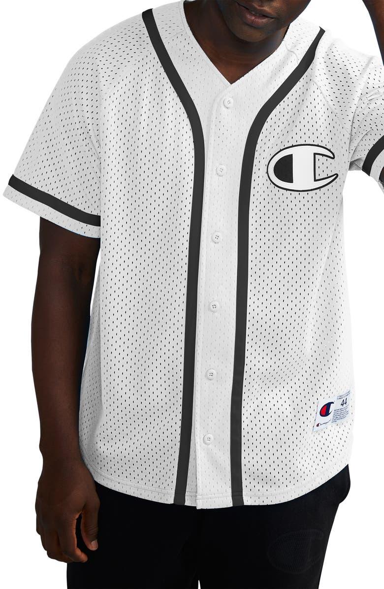 Champion Mesh Baseball Jersey