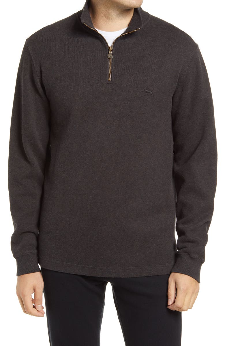 RODD & GUNN Alton Ave Regular Fit Pullover Sweatshirt, Main, color, MUD