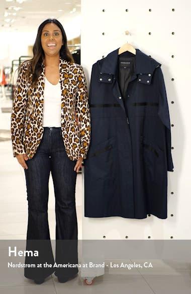 Long Hooded Raincoat, sales video thumbnail