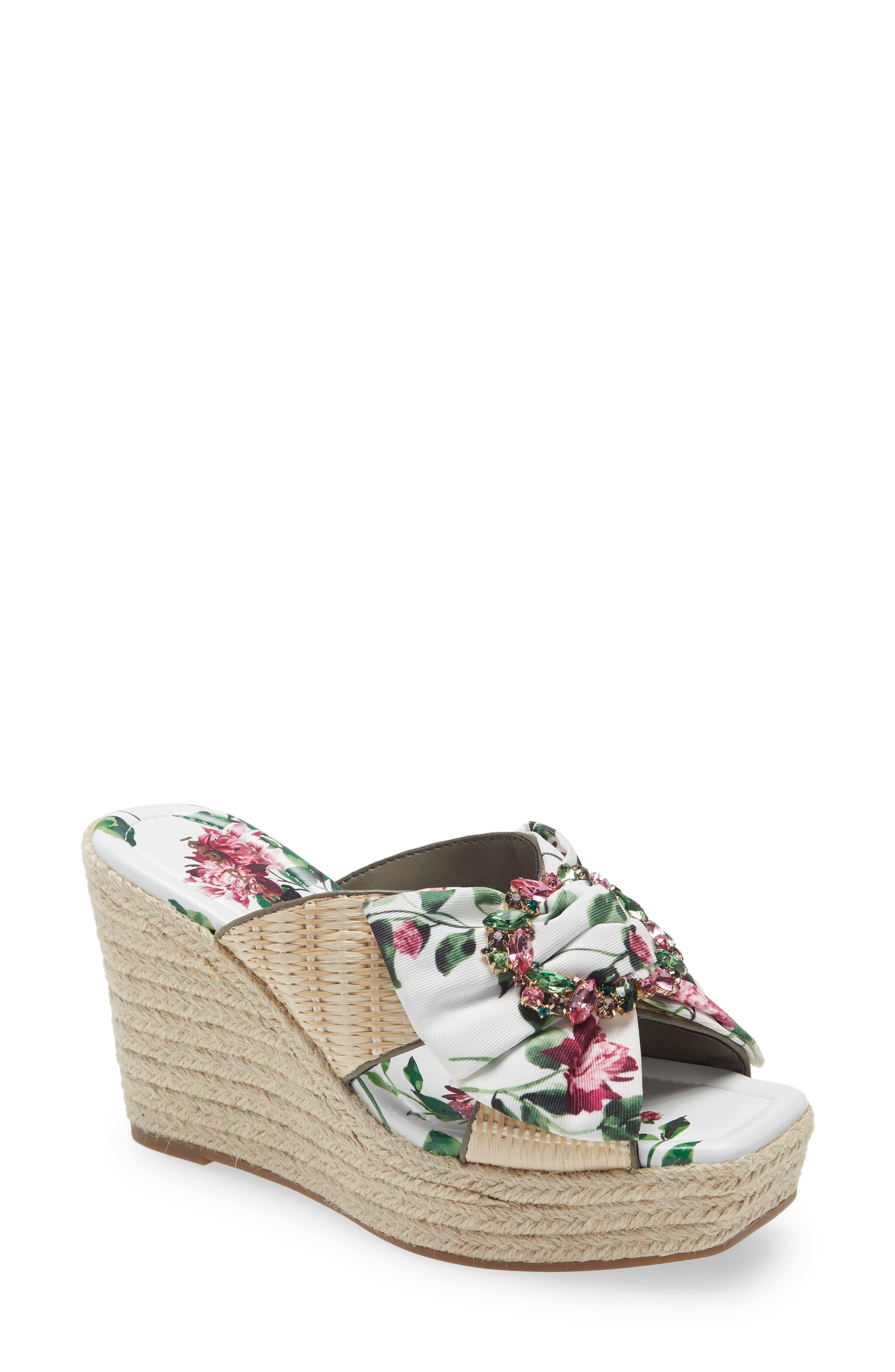 Cariza Platform Sandal