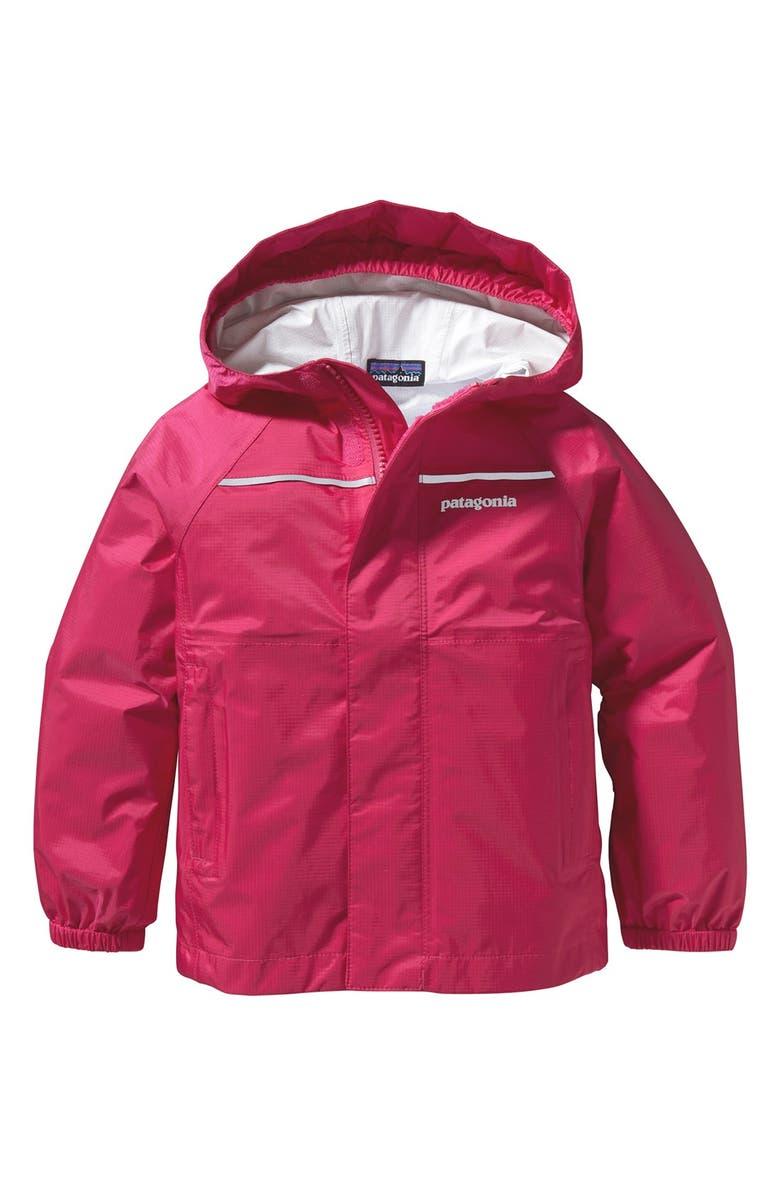 633956fc2 Patagonia Torrentshell Rain Jacket (Toddler Girls) | Nordstrom