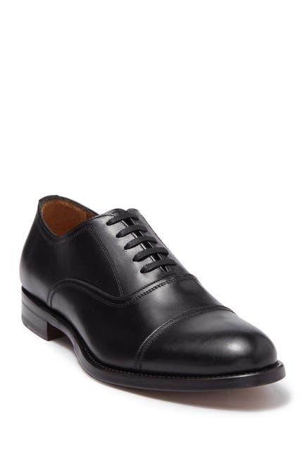 Image of Antonio Maurizi Cap Toe Leather Oxford Dress Shoe