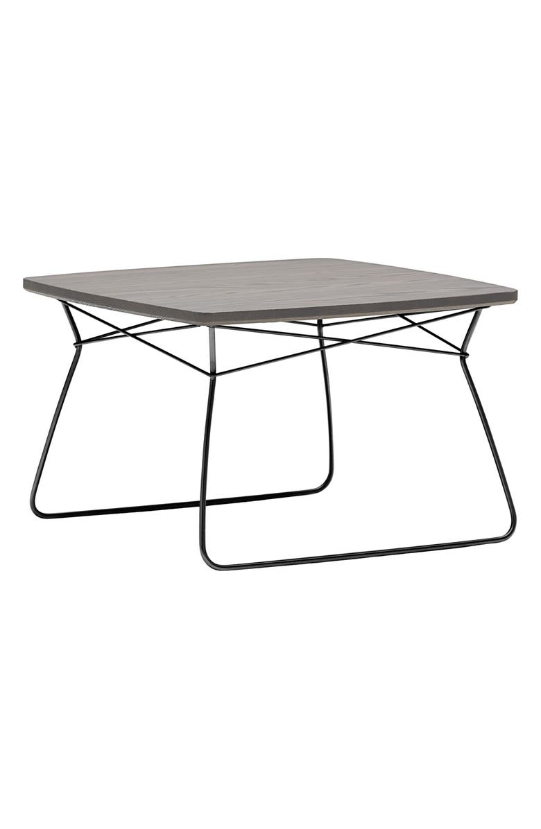 DESIGN ON STOCK USA Dalt Side Table, Main, color, ASH DARK