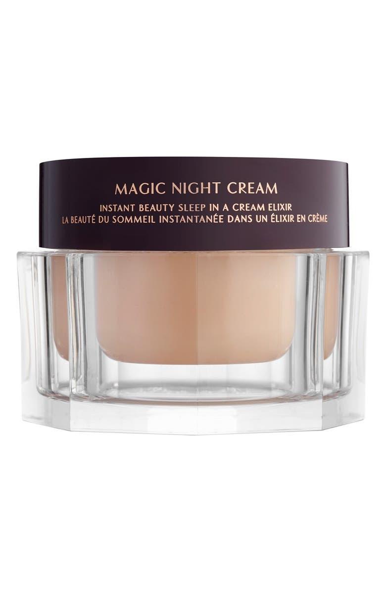 CHARLOTTE TILBURY Charlotte's Magic Night Cream, Main, color, NO COLOR