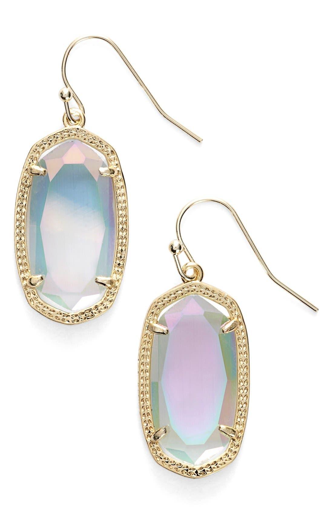 ,                             Dani Stone Drop Earrings,                             Main thumbnail 21, color,                             102