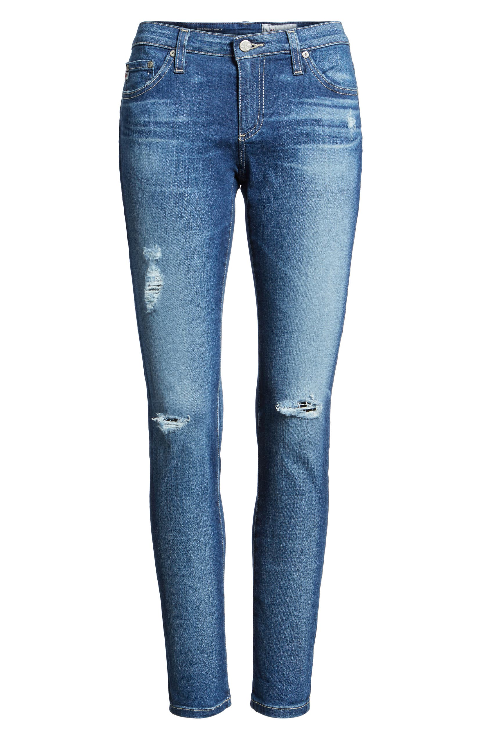 fa6255682b4bda AG The Legging Ankle Jeans (11 Year Swap Meet) | Nordstrom