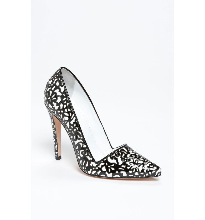 ALICE + OLIVIA 'Dina' Pump, Main, color, 001