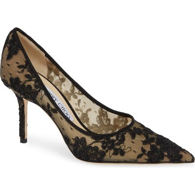 Jimmy Choo Love Lace Pump