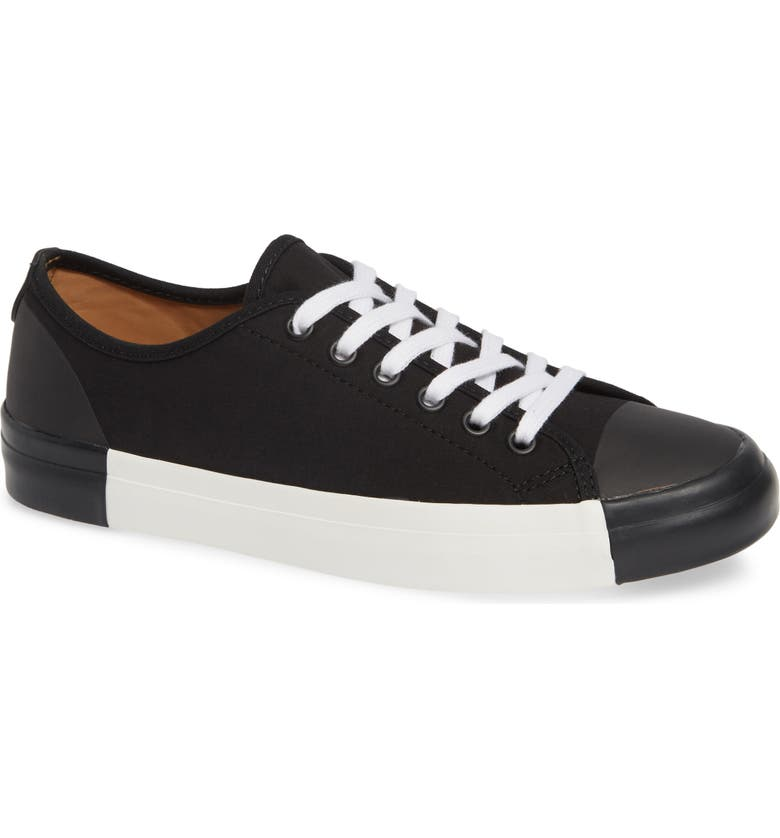THE OFFICE OF ANGELA SCOTT El Capitan Sneaker, Main, color, BLACK