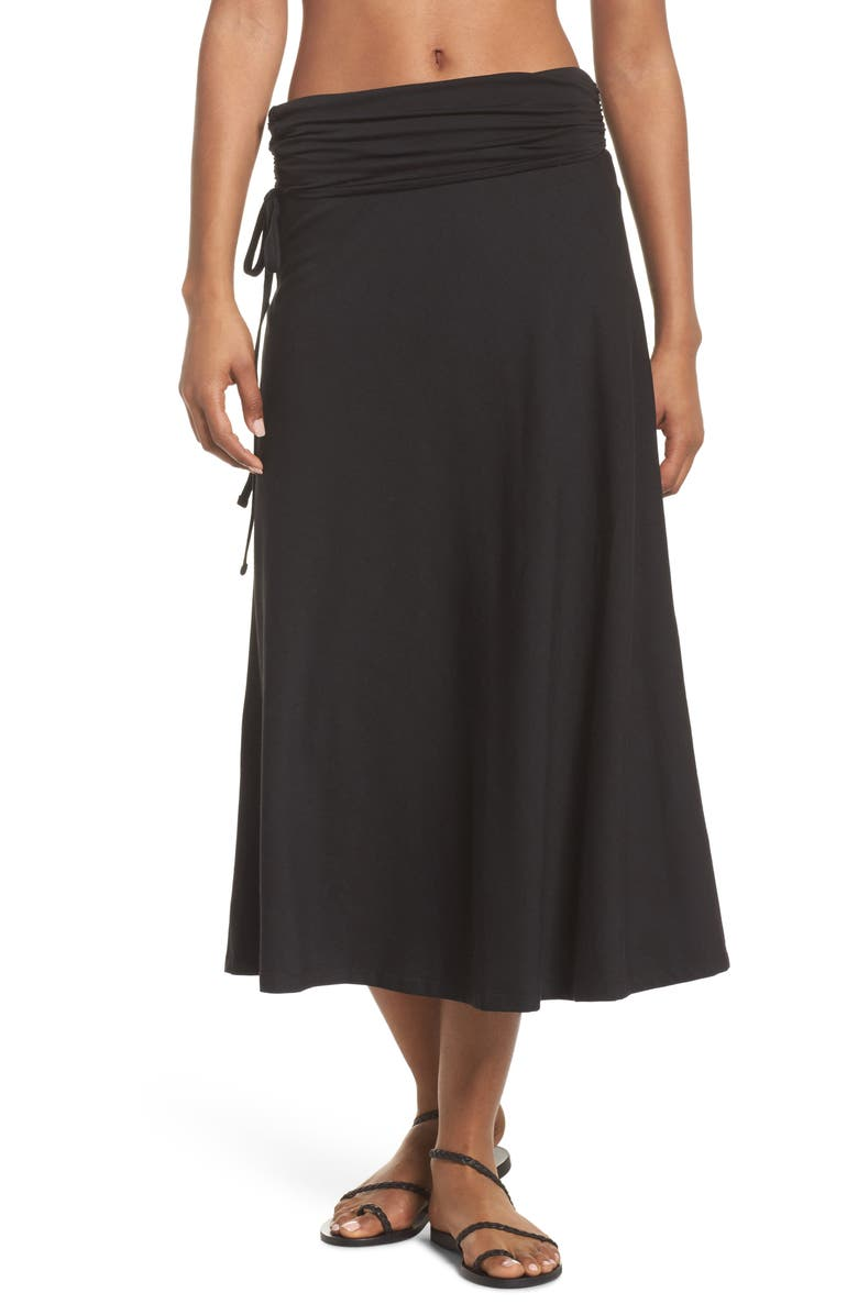 PATAGONIA Kamala Maxi Skirt, Main, color, 001