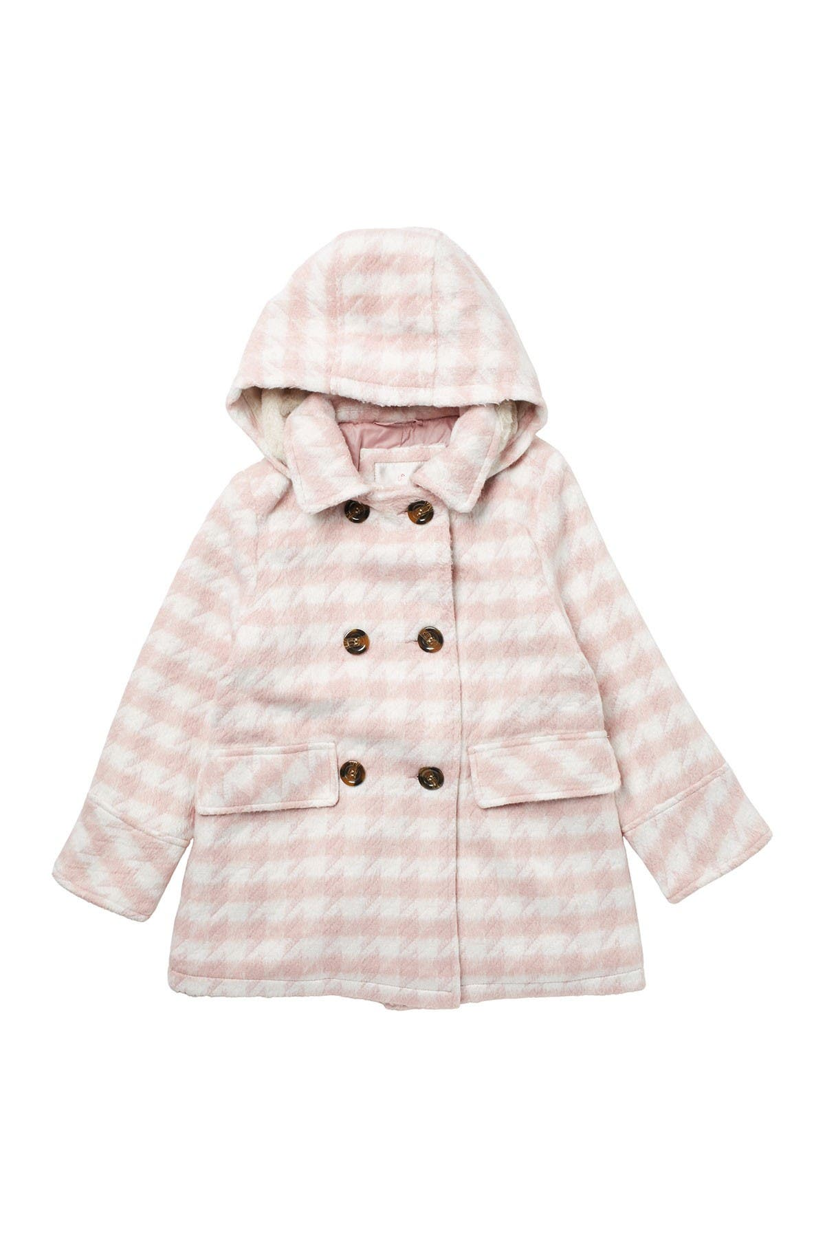Image of Urban Republic Double Breasted Woolen Coat