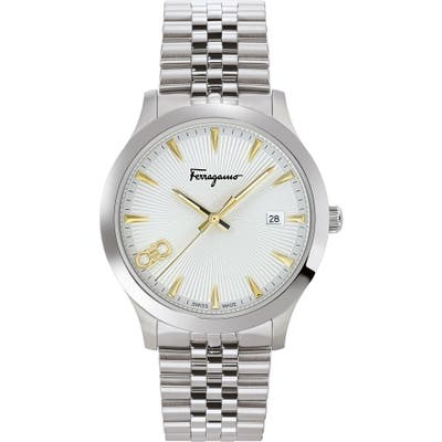 Salvatore Ferragamo Duo Bracelet Watch, 40Mm