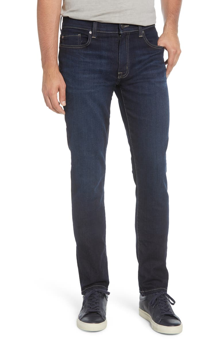 FIDELITY DENIM Torino Slim Fit Jeans, Main, color, NEW CALVARY