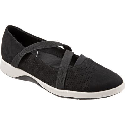 Softwalk Haely Mary Jane, Black