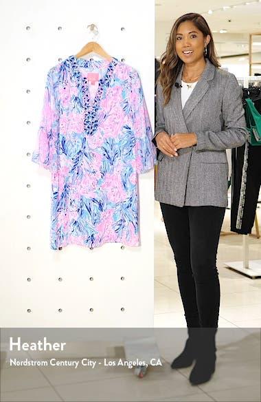 Elenora Silk Dress, sales video thumbnail