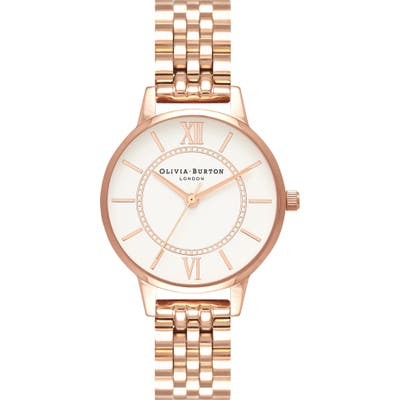 Olivia Burton Wonderland Bracelet Watch, 30Mm