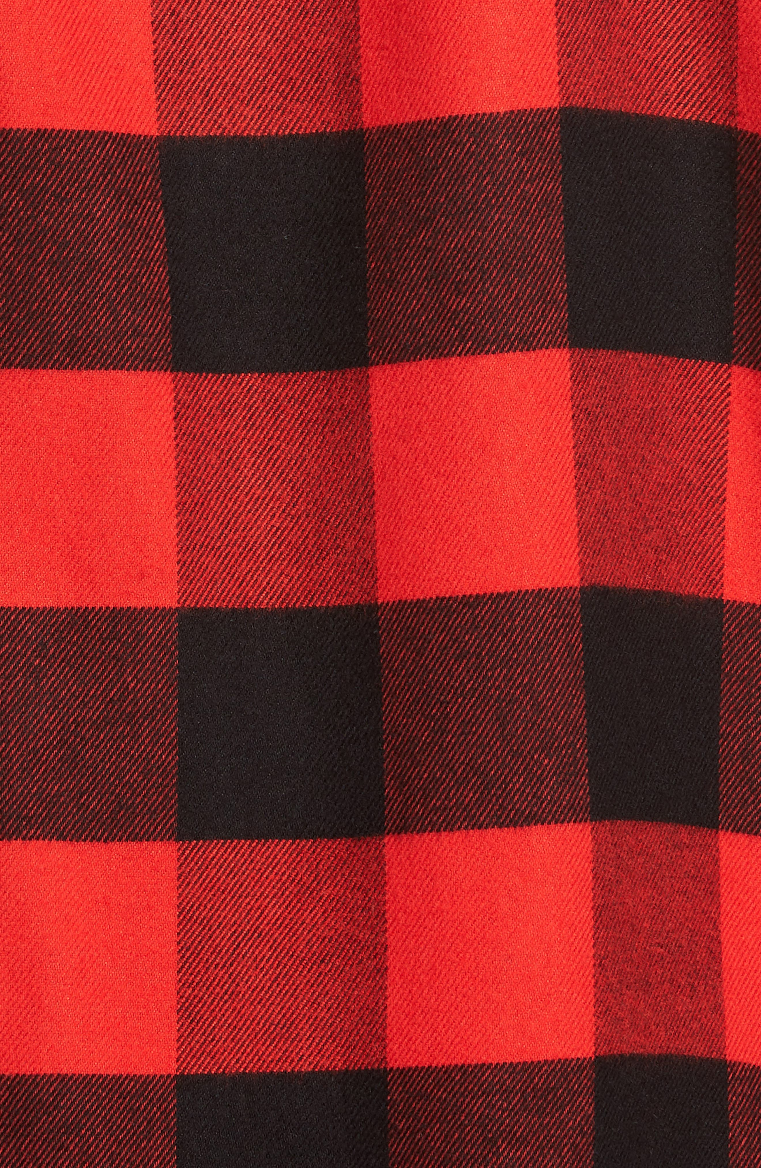 ,                             Family Father Flannel Pajamas,                             Alternate thumbnail 11, color,                             610