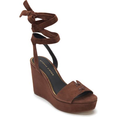 Etienne Aigner Destry Sandal, Brown