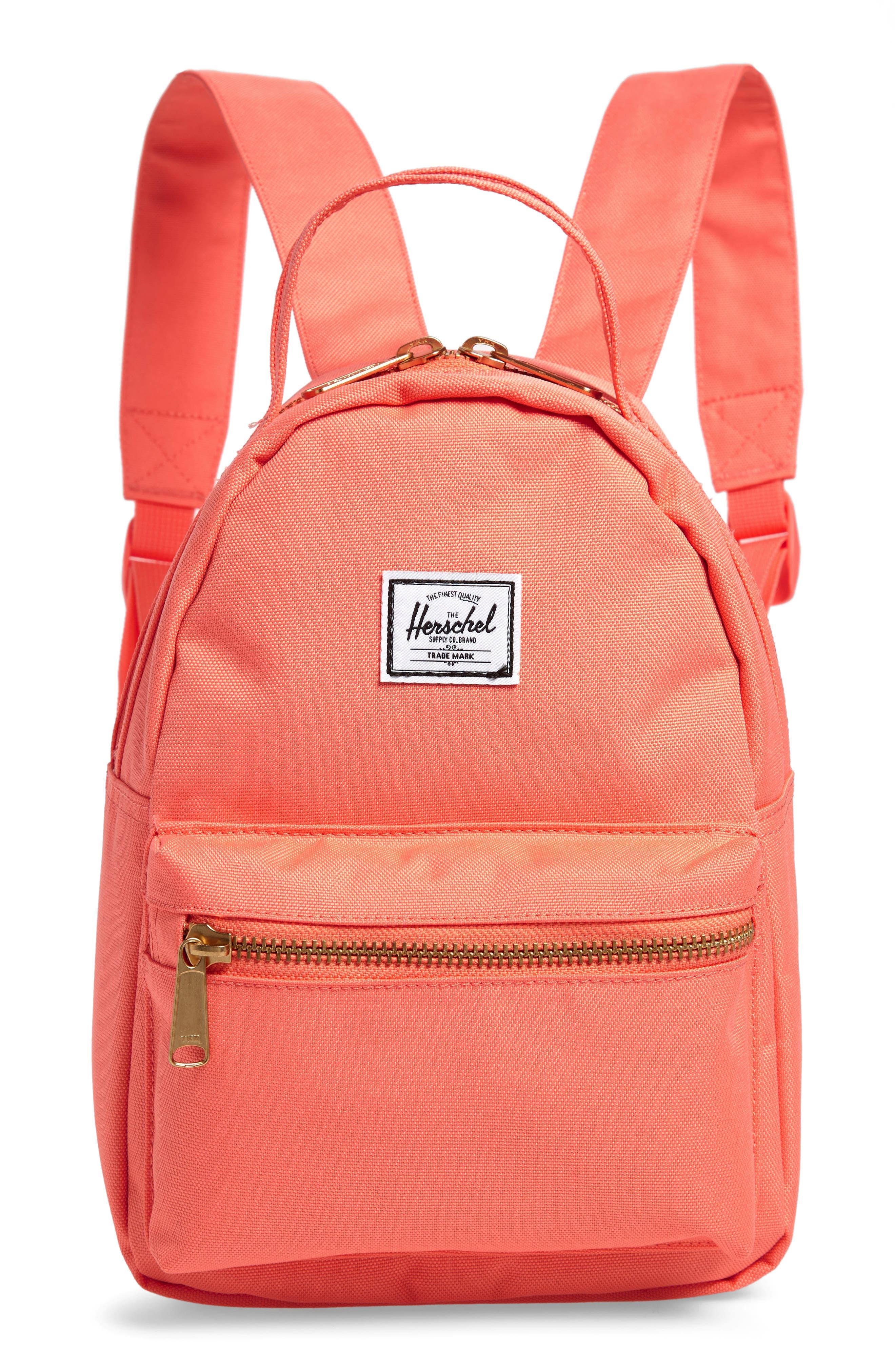 Herschel Supply Co. Mini Nova Backpack - Orange