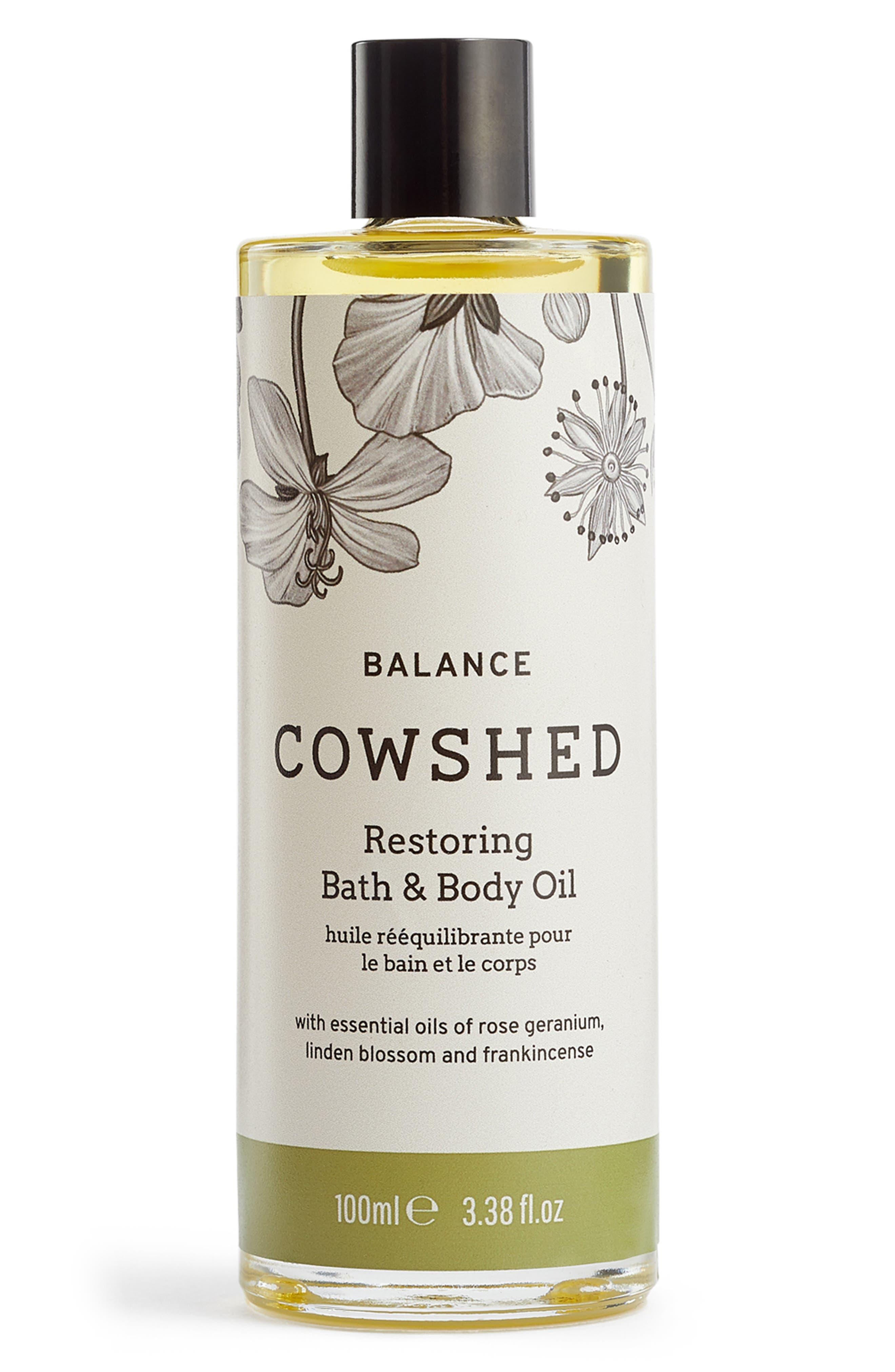 Balance Restoring Bath & Body Oil