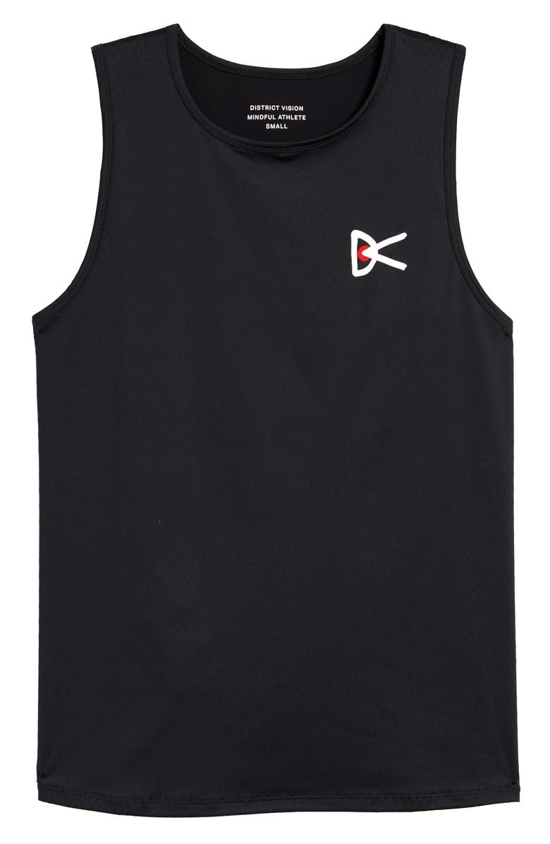 DISTRICT VISION Air–Wear Performance Tank, Main, color, 001