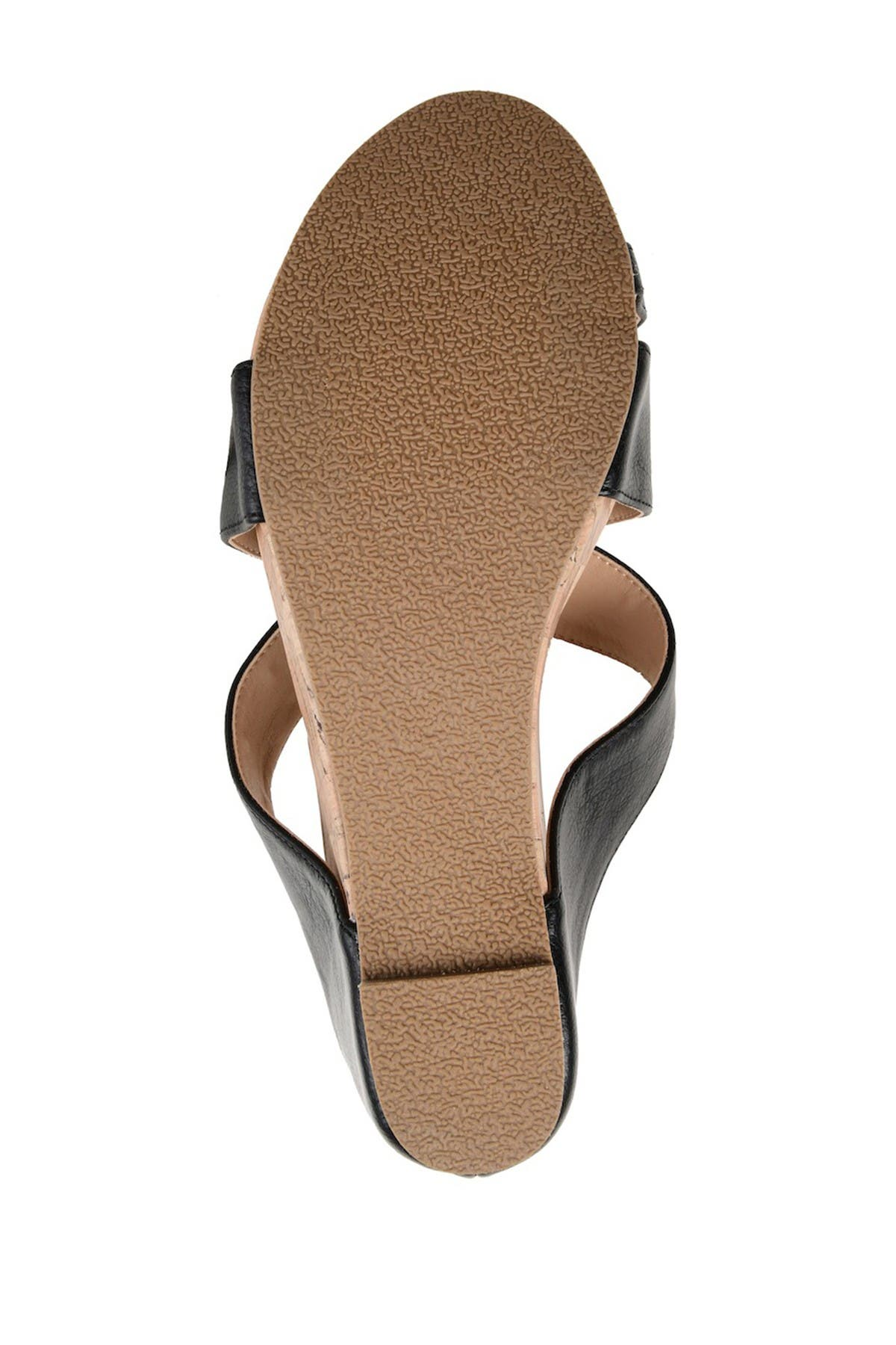 Image of JOURNEE Collection Rayna Wedge Sandal