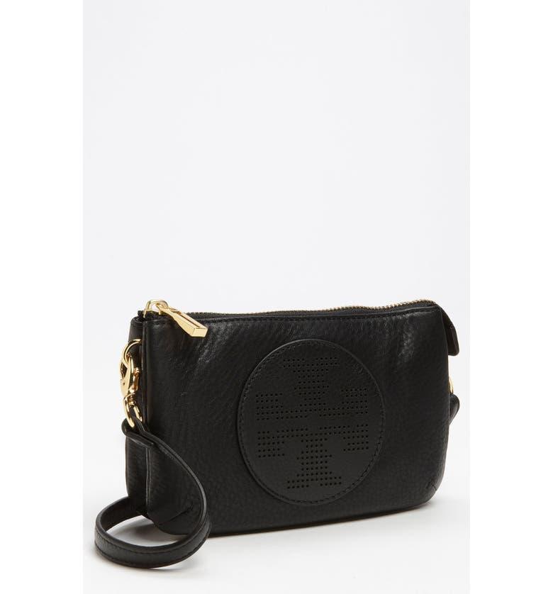 TORY BURCH 'Kipp - Small' Crossbody Bag, Main, color, 001