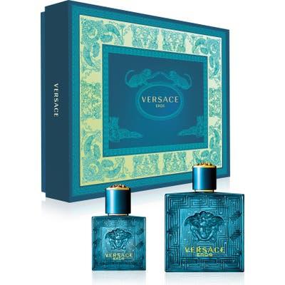 Versace Eros Eau De Toilette Set ($146 Value)