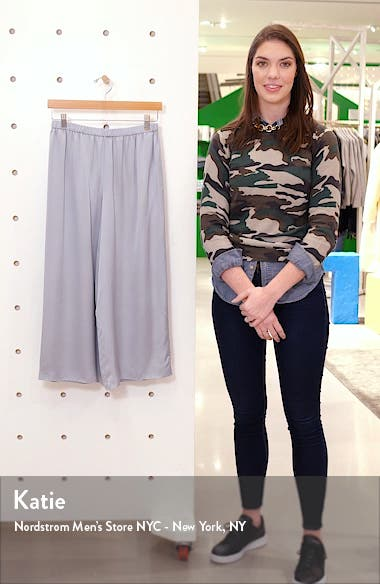 Fluid Silk Culottes, sales video thumbnail