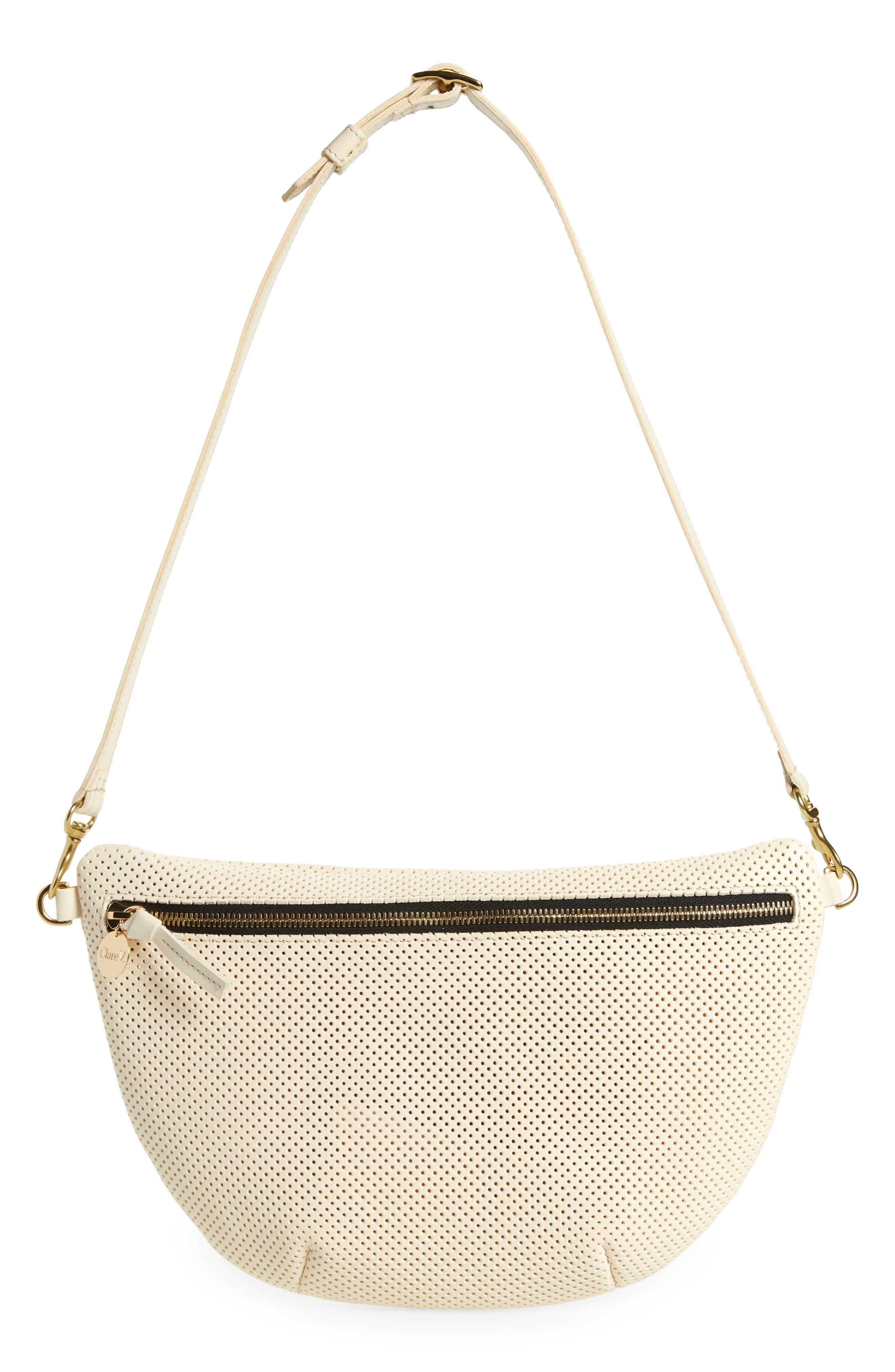 Grande Leather Belt Bag