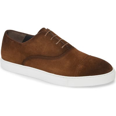 To Boot New York Eugene Oxford Sneaker, Brown