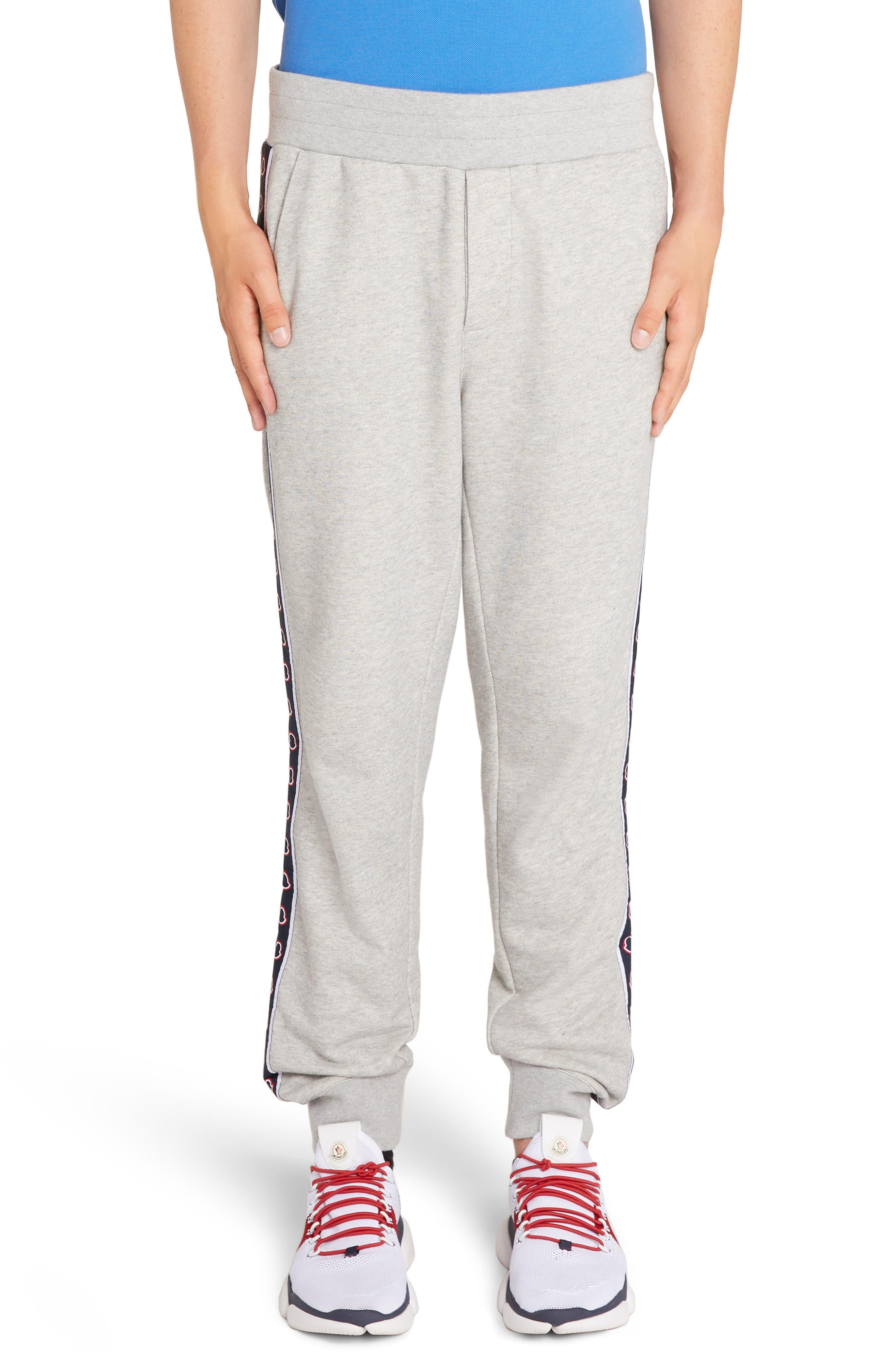 Moncler Sweatpants, Grey