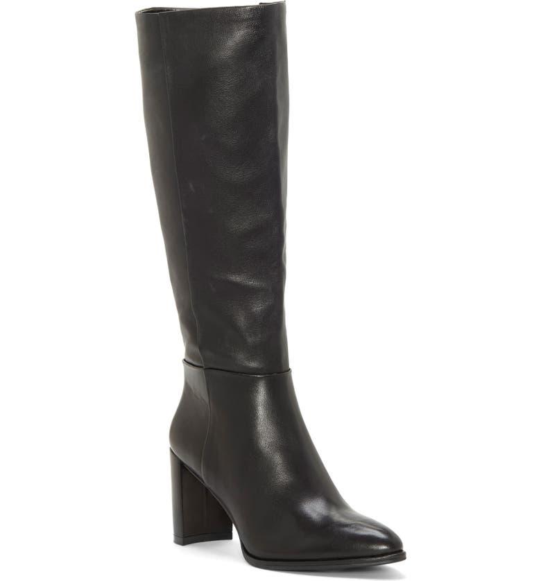 ENZO ANGIOLINI Wenda Knee High Boot, Main, color, 001