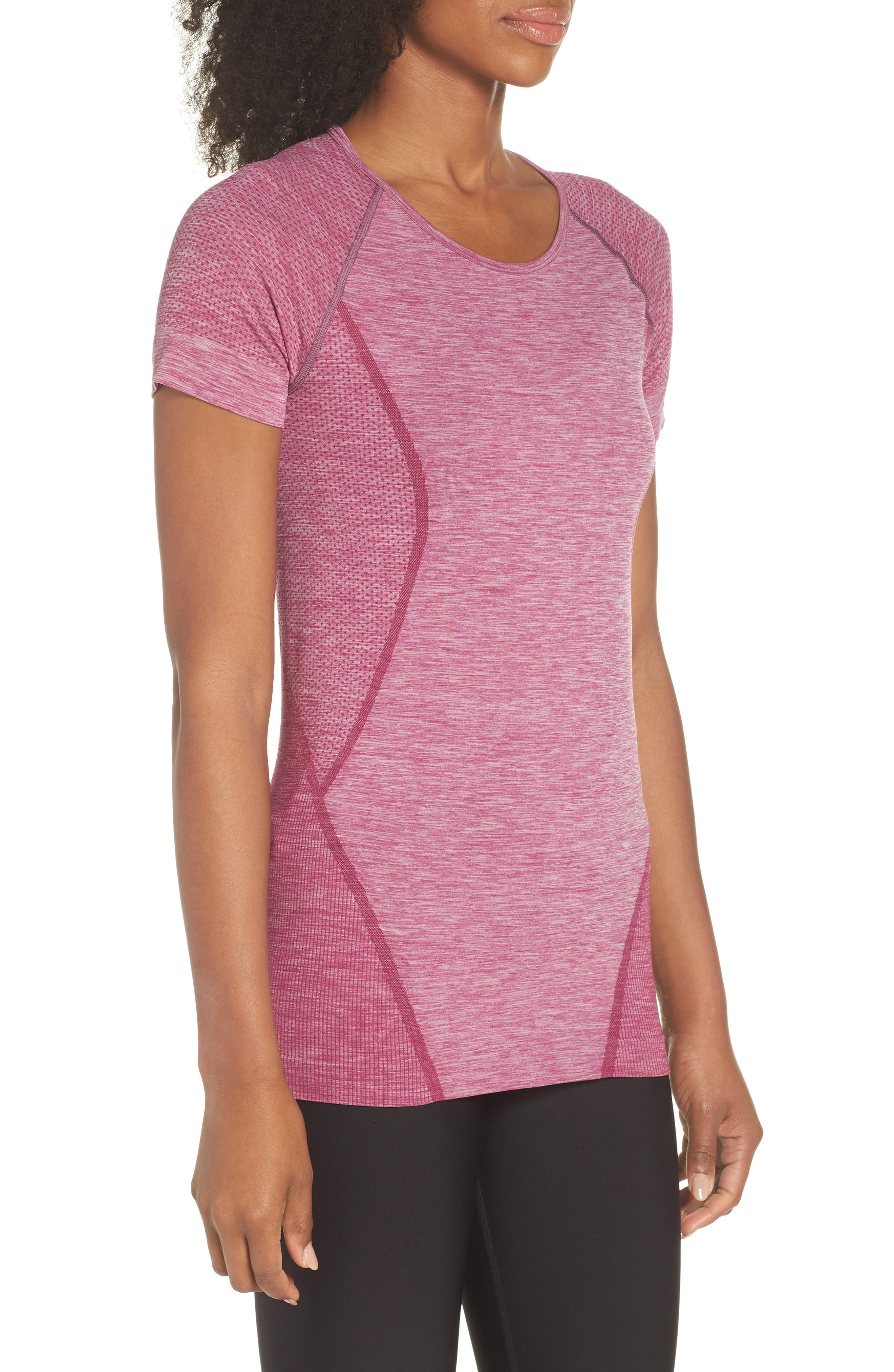 ,                             Stand Out Seamless Training Tee,                             Alternate thumbnail 28, color,                             501