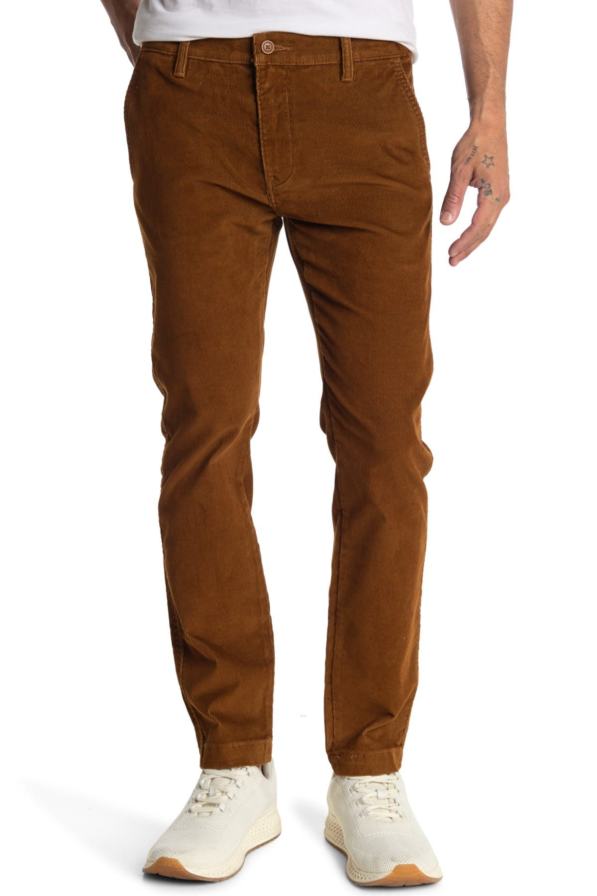 "Image of Levi's Chino Standard Tapered Leg Pants - 29-34"" Inseam"