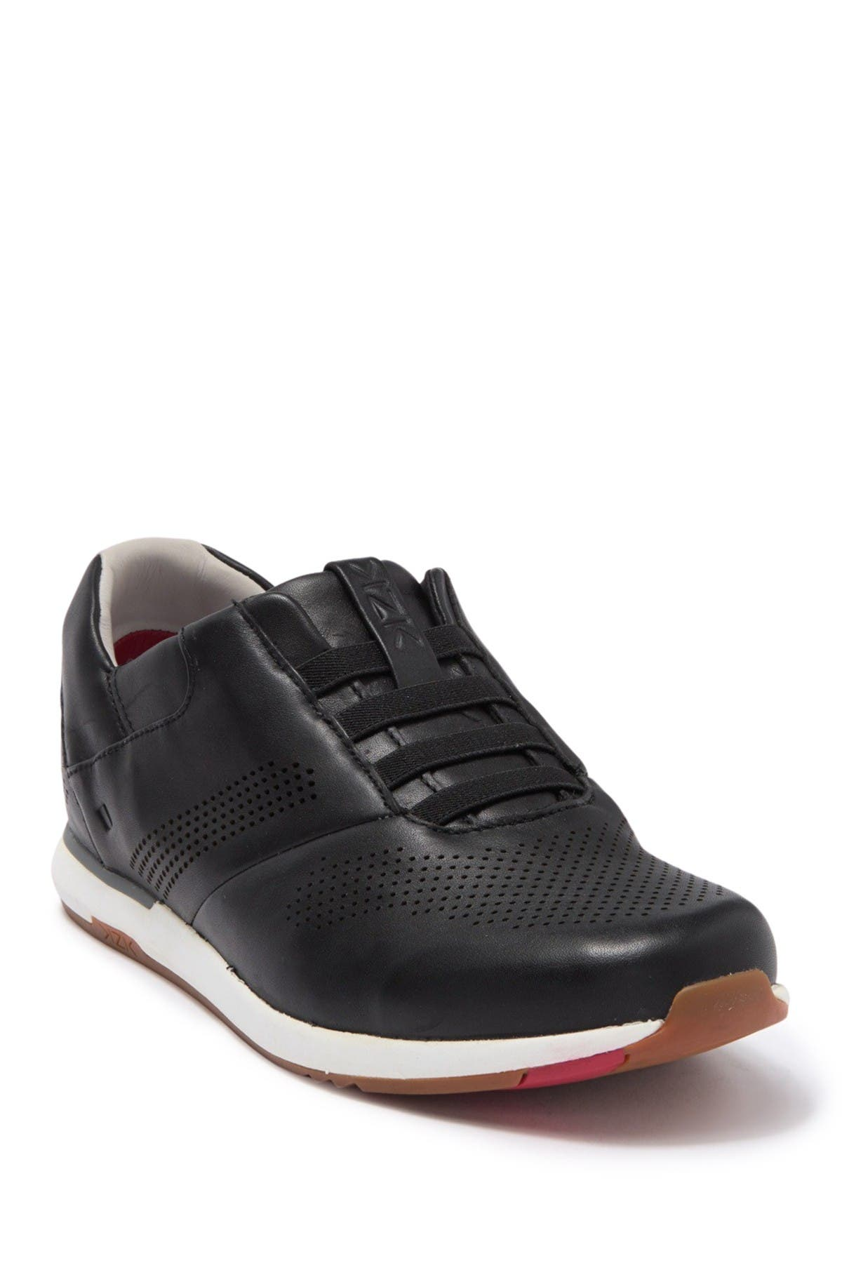Image of KIZIK Boston Leather Slip-On Sneaker
