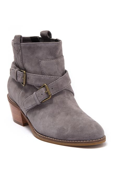 Image of Cole Haan Jensynn Suede Ankle Bootie