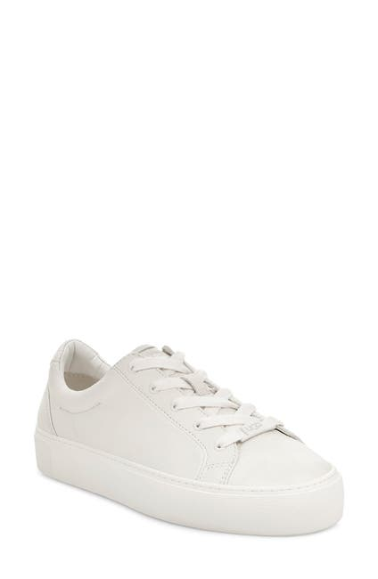 Image of UGG Zilo Leather Platform Sneaker