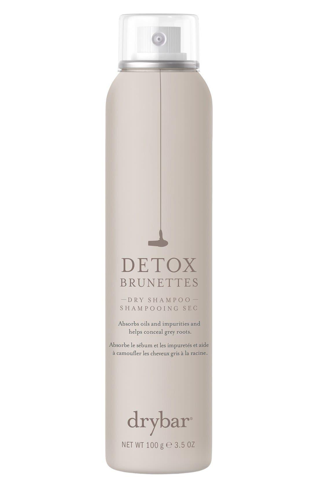 Detox Dry Shampoo For Brunettes