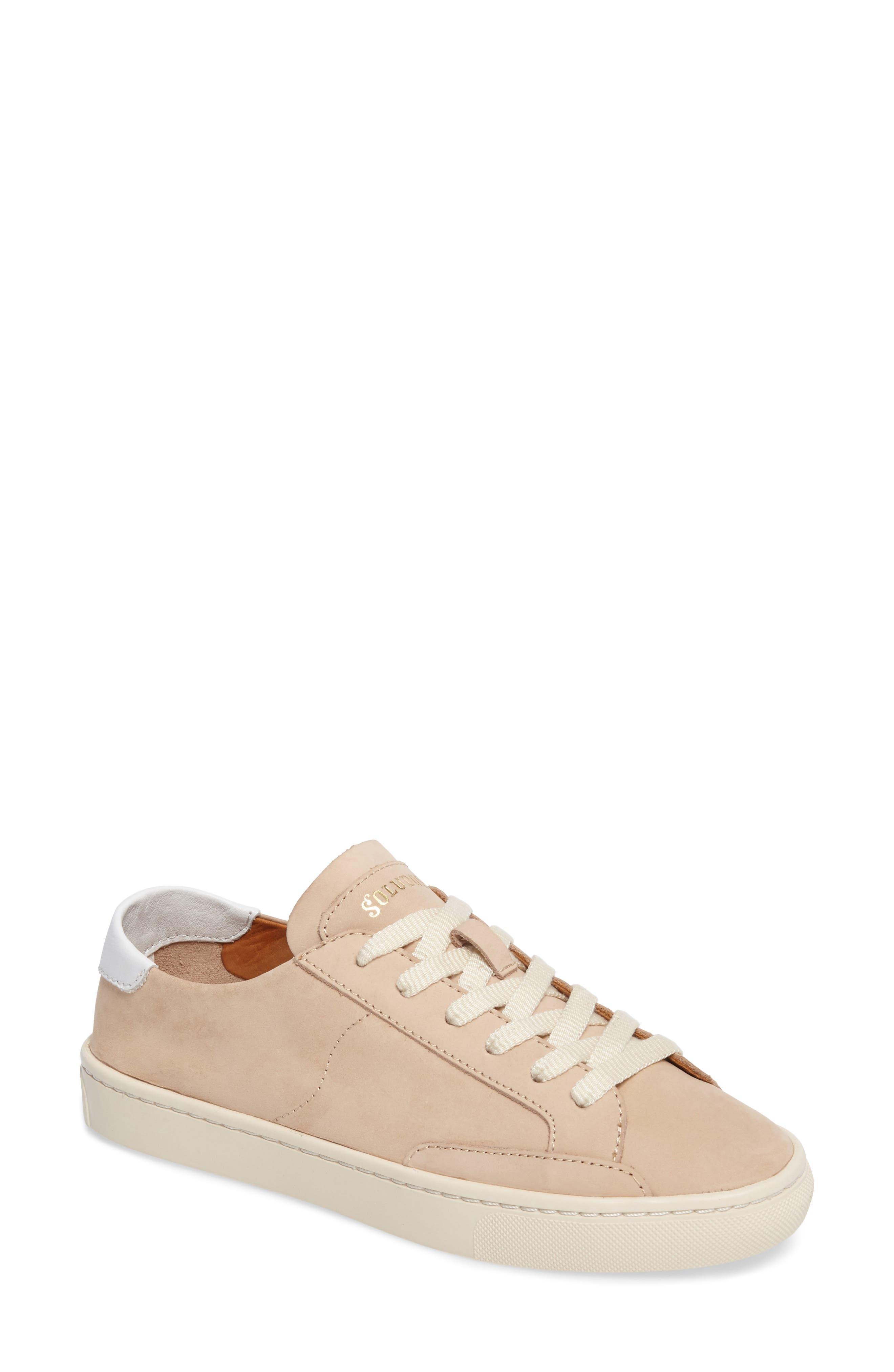 ,                             Ibiza Sneaker,                             Main thumbnail 1, color,                             NUDE