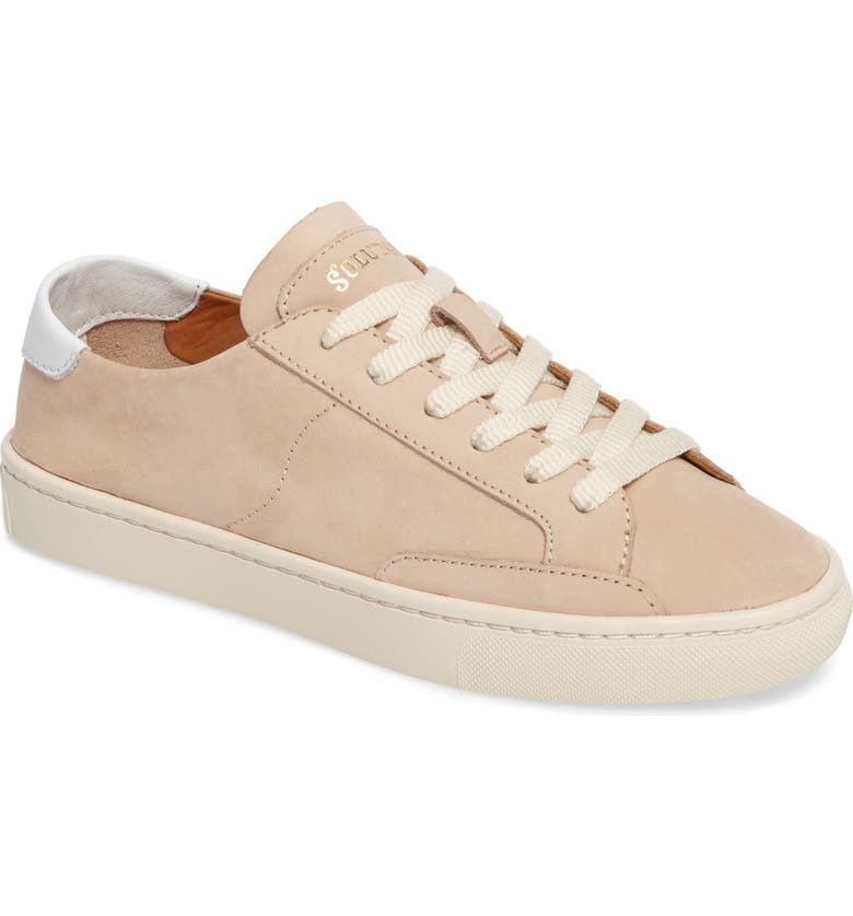 SOLUDOS Ibiza Sneaker, Main, color, NUDE