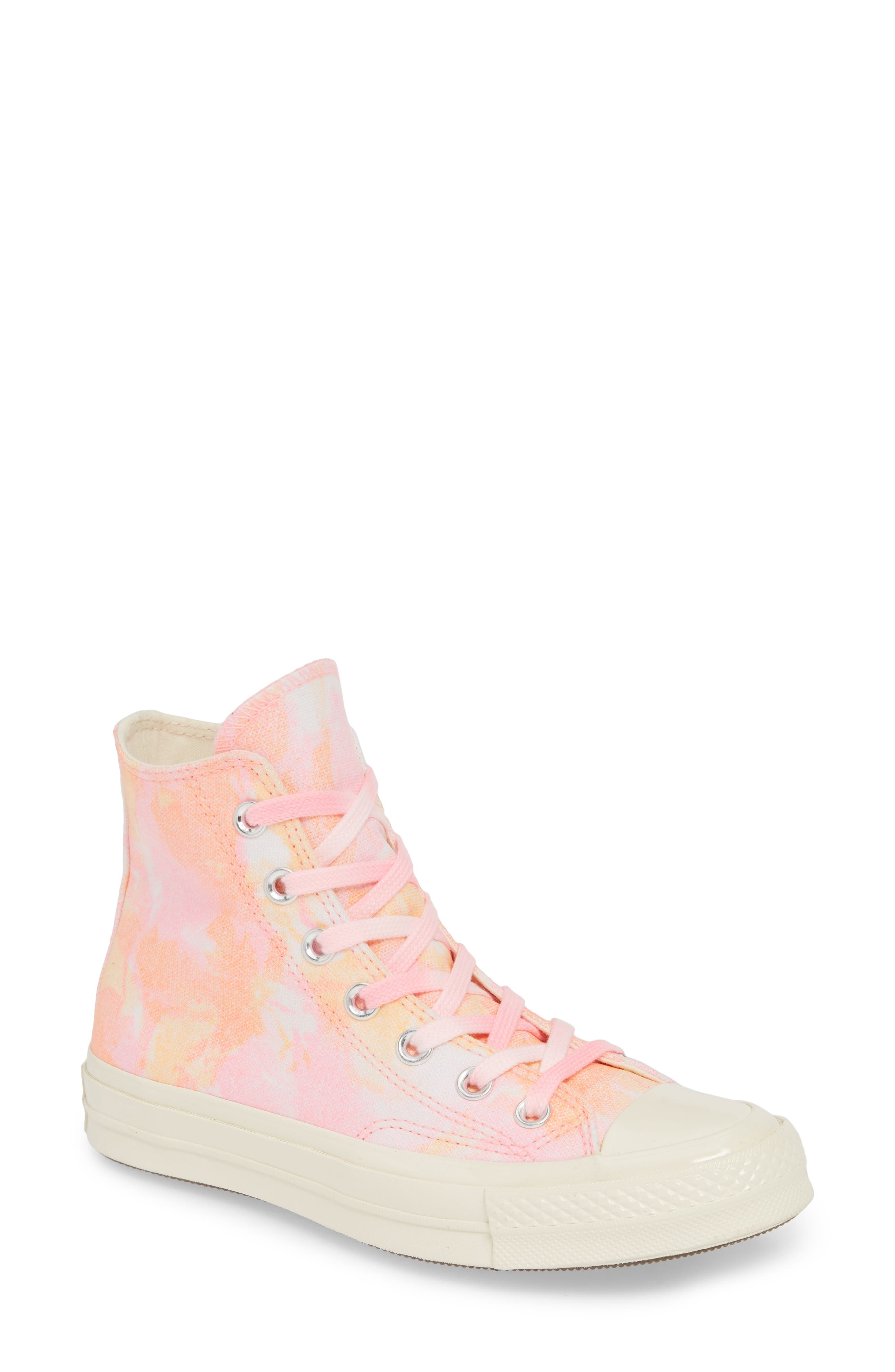 Converse Chuck Taylor All Star 70 High Top Sneaker- Pink